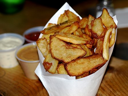 Post image for NYC: Pommes Frites : A Taste of Belguim in the East Village