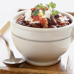 Post image for Spicy Vegetable Chili