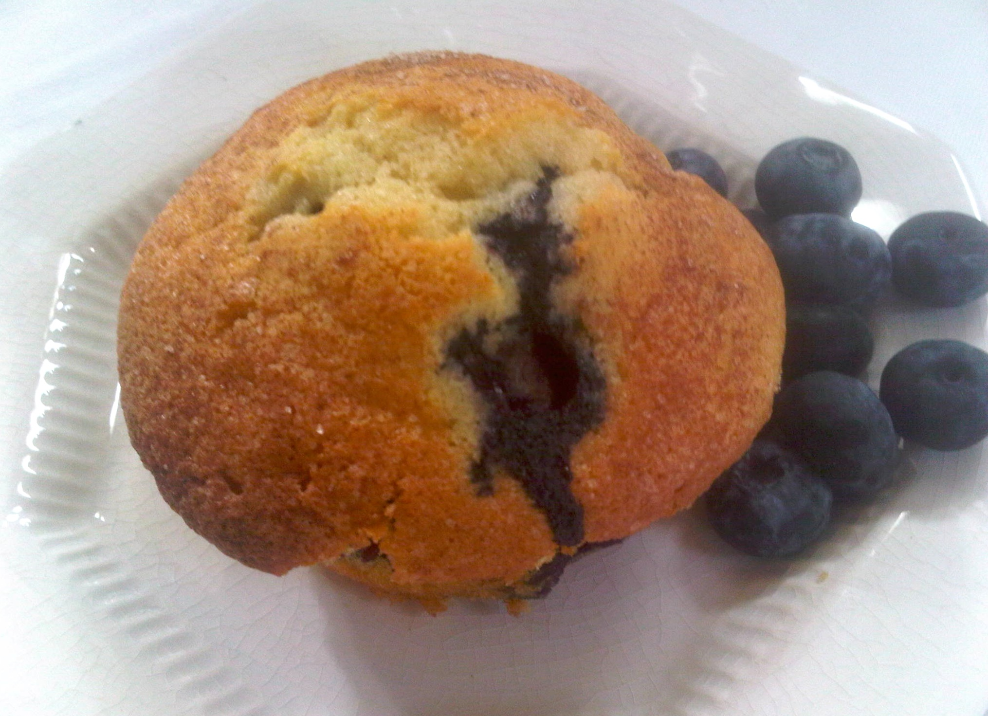 To Die For Blueberry Muffins Recipe : The Best! — the chic brûlée