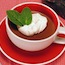 "Thumbnail image for Rachael Ray's Chocolate ""Pots de Creme"" Cups with Whipped Cream"