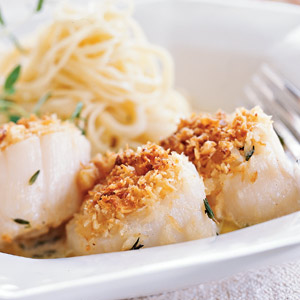 Post image for Baked Scallops Recipe