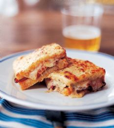 A Croque Monsieur Recipe from Paris for Bastille Day