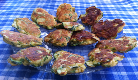 Post image for Zucchini Rounds