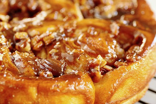 Post image for Sticky Bun Cake