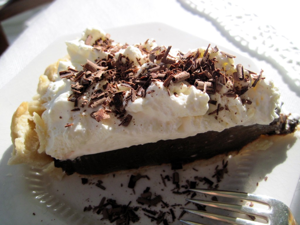 IMG 2352 1024x768 Chocolate Cream Pie
