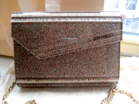 Post image for Jimmy Choo Candy Glitter Clutch