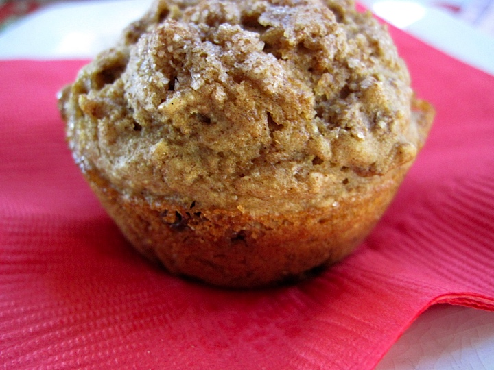 Healthy Raisin Bran Cereal Muffins — the chic brûlée