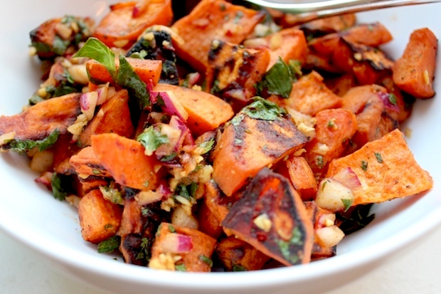 Post image for Chili Lime Sweet Potato Salad