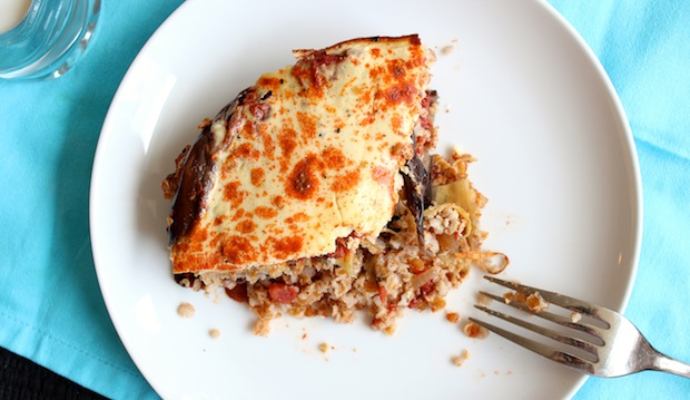 Post image for Vegetarian Moussaka