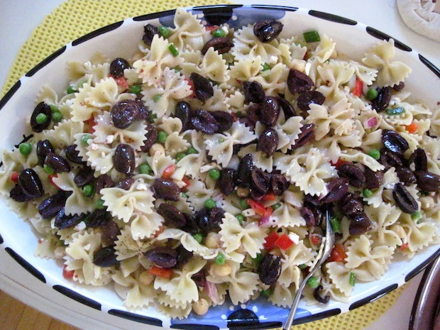 Post image for Mediterranean Bow-Tie Pasta Salad