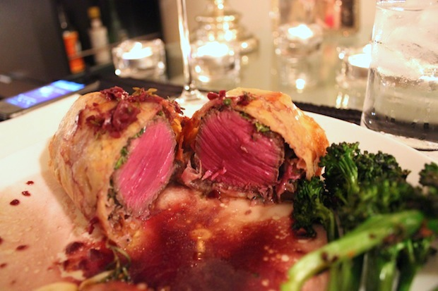Post image for Truffle Beef Wellington for Two