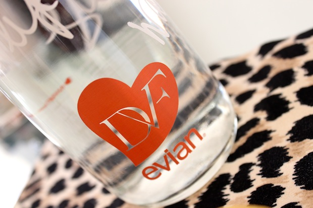 Post image for Diane von Furstenberg Loves Evian