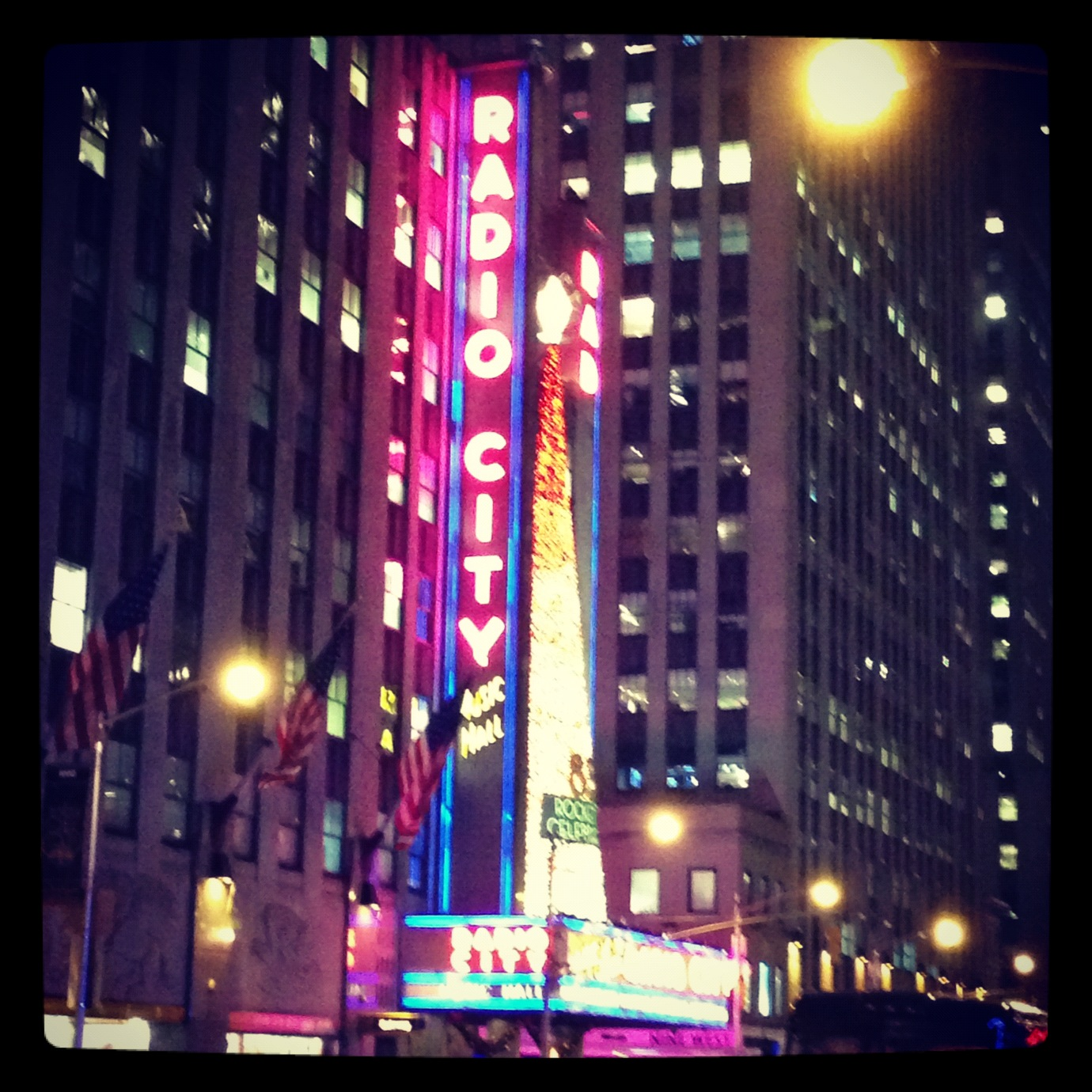 Radio City at Christmas
