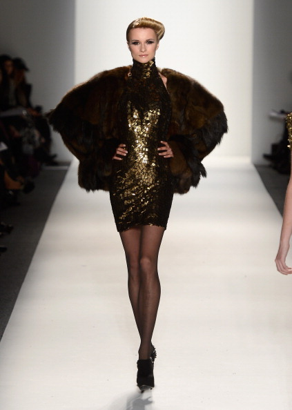 Venexiana - Runway - Fall 2013 Mercedes-Benz Fashion Week