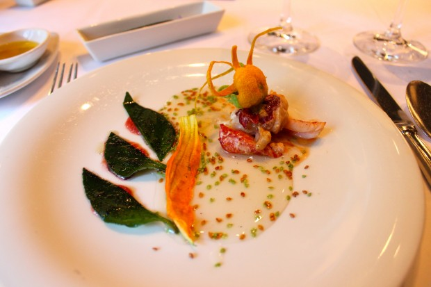 Arzak Lobster