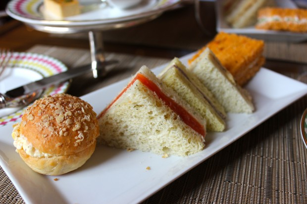 Tea Sandwiches at Berkeley London