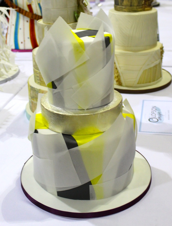Olofson Wedding Cake