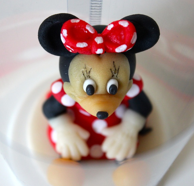 Marzipan Minnie Mouse