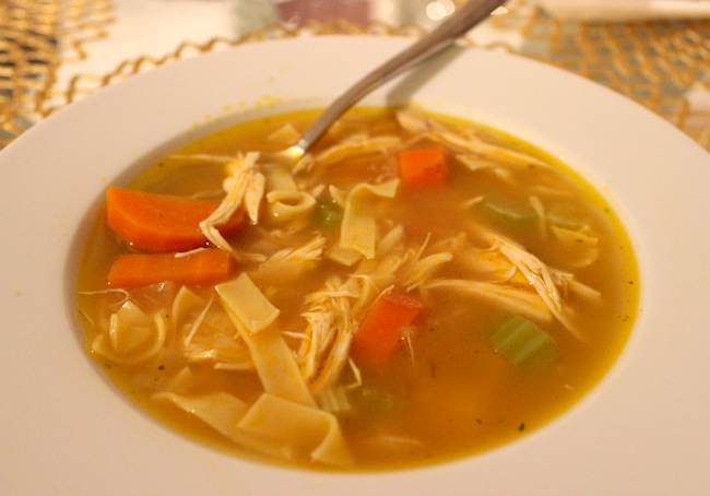 Post image for Secret Chicken Noodle Soup