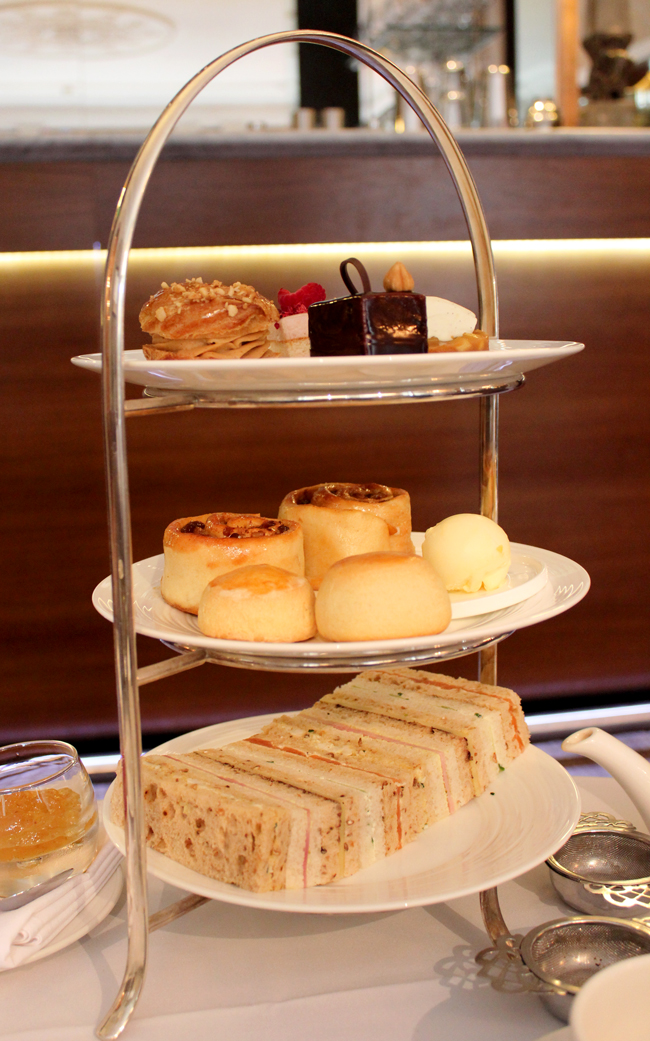 Afternoon Tea at The Cadogan
