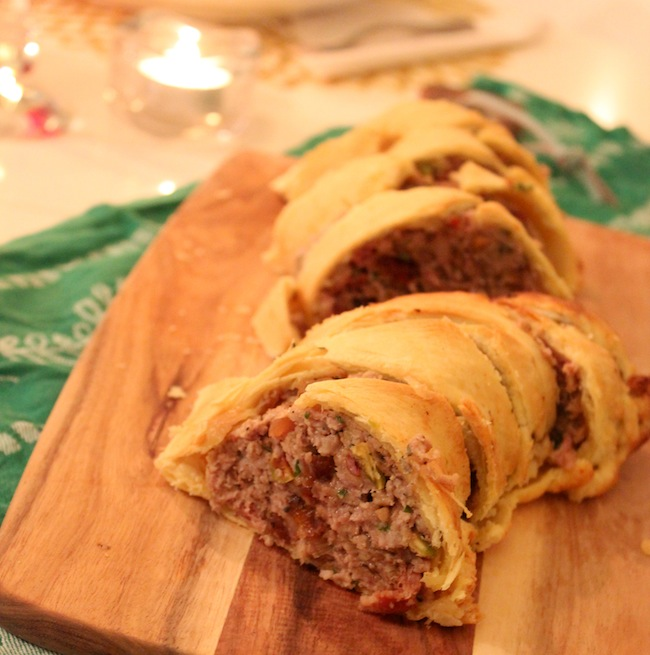Post image for Posh Sausage Roll