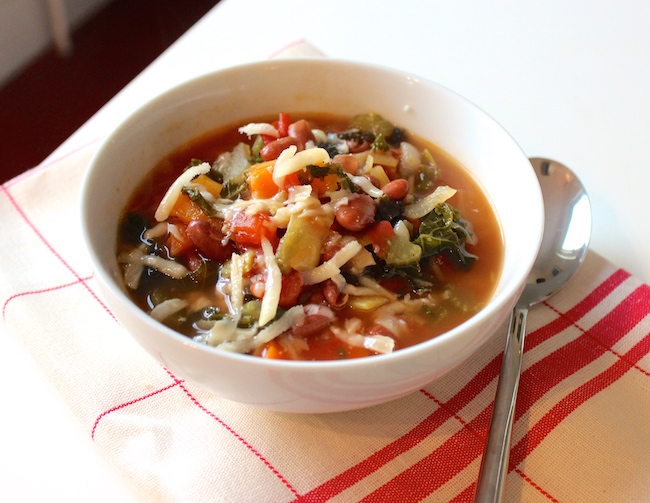 Post image for Skinny Vegetable Soup